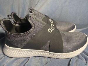 Adidas Women's Puremotion Adapt FX7324 Gray Sz 10