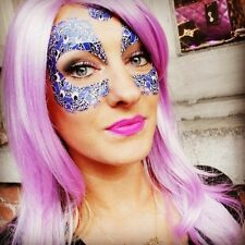 Mask Temporary Tattoo : Bachelorette, Halloween, Mardi Gras, Festivals, Birthday