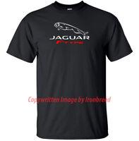 Jaguar F-TYPE Racing Exotic Race Car Formula-E Championship 1 Supercar T-Shirt