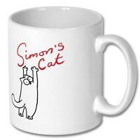 SIMONS CAT - Wooden Coaster - CNC Laser engraved - SIMONS CAT 02e742789