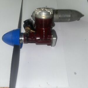RC Plane Engine Irvine 39 English Made With Custome Made Rear Mount