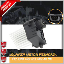 Heater Blower Motor Resistor Final Stage for BMW E39 E46 E53 X5 M5 64116923204