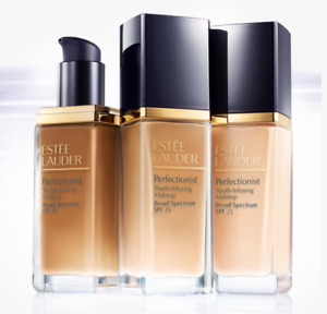 Estee Lauder Perfectionist Youth Infusing Serum Makeup SPF 25 CHOOSE SHADE 1 oz