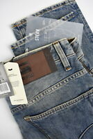 RRP €149 G-STAR STEAN TAPERED Men's W31/L34 Dark Aged Faded Jeans 8763*mm