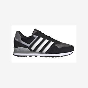 Adidas 10K Nero Scarpe Uomo Sportive Sneaker Running GZ8594