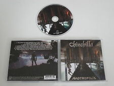 CHINCHILLA/MADTROPOLIS(METAL BLADE RECORDS 3984-14438-2) CD ALBUM