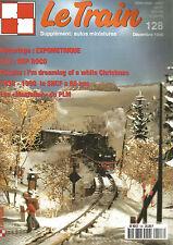 LE TRAIN N° 128 RGP ROCO / RESEAU : I'M DREAMING OF A WHITE CHRISTMAS / MASTODON
