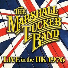Live In The Uk 1976 - Marshall Tucker Band (2015, CD NUEVO)
