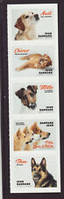 Denmark 2019 MNH - My dog on a stamp -  set of 5 stamps