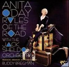 Anita O'Day - Rules of the Road [New CD]