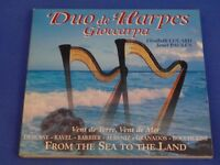 Elisabeth Colard & Janet Paulus - Duo de Harpes Gioccarpa - From Sea to Land -CD