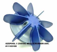 Zodiac MX6 and 8 scrubber Assembly #11163100
