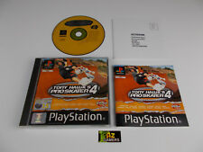 ps1 game tonyhawks pro skater 4 excellent condition
