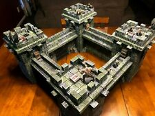 Big Dungeon Castle Set Terrain 28mm Dungeons & Dragons Pathfinder d&d scenery
