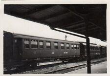 ORIG. FOTO Waggon Pers.wagen CSD-DR  ABa1-6858 exBEB Villach1938  ca.7x10 (G604)