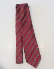 DONALD J. TRUMP SIGNATURE COLLECTION Necktie Red Grey White