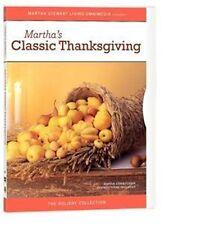 DVD - Educational - Martha's Classic Thanksgiving - Martha Stewart Living