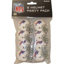 BUFFALO BILLS NFL Cupcake / Cake Topper Mini Football Helmets (8 ct.)