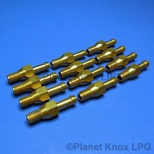 LPG Autogas 12x Passive Manifold injector Nozzles fittings
