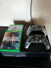 Xbox One 2 Controllers 2 Games