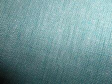 LIGHT SKY BLUE COTTON  CHAMBRAY DRAPERY UPHOLSTERY FABRIC
