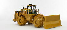 Caterpillar 1:50 scale Cat 836G Landfill Compactor Diecast replica Norscot 55074