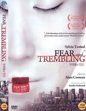 Fear and Trembling / Stupeur et tremblements (2003, Alain Corneau) DVD NEW
