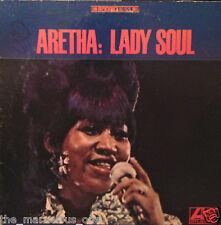 """ARETHA FRANKLIN~""""LADY SOUL""""~""""EXCELLENT""""~U.S.ORIG.ATL-8176~""""SHRINK-STEREO""""~ LP!!!"""