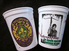 """NORMAN REEDUS"" Mardi Gras Endymion 2014 Celebrity Cup Walking Dead Daryl Dixon"