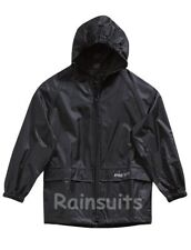 "Regatta Stormbreak Kids Jacket 32"" W908800032 Black"