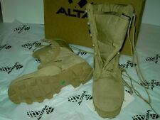 NEW MILITARY ALTAMA HOT WEATHER BOOTS TAN DESERT SIZE 7N NEW IN BOX, Best, Gift
