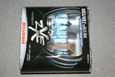 Sylvania Silverstar ZXE 9003/H4 Pair Set Headlight Bulbs Xenon Fueled NEW