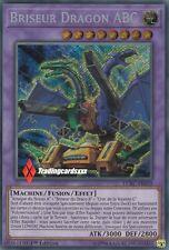 ♦Yu-Gi-Oh!♦ Briseur Dragon ABC (Buster - Fusion) : LCKC-FR059 -VF/Secret Rare-