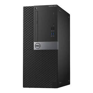 Dell OptiPlex 5055 AMD Ryzen 5 1600 8GB RAM 256GB SSD NVIDIA GT710 2GB Win10 Pro