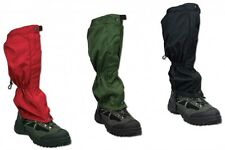 WALKING GAITERS  gaitors gators for climbing trekking Hiking
