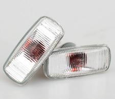 Pair turn signal light LH & RH fender side lamp For Chrysler 300C DODGE JEEP