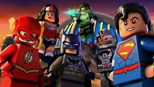 Lego Justice League - Dc Comics Batman And Superman Poster / Canvas Pictures