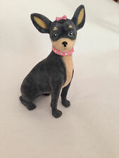 New! American Girl Chihuaua from Julie's Dog Walking Set Retired!