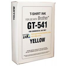 Brother Gt-541 250ml Yellow Ink Cartridge
