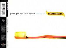 RUBACK - Gotta get you into my life (Dee-ay-oh) 5TR CDM 1996 EURODANCE