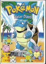 Pokemon Vol. 18: Water Blast (DVD, 2000)