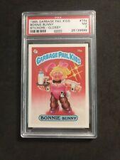 Garbage Pail Kids OS2 #76a Bonnie Bunny Glossy. PSA 7 NM. 1985.