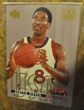 Basketball Over Sized Cards: Pippen, Stackhouse & Jackson. 3 Cards