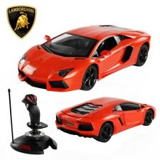 Rc Red Lamborghini Car Gravity Sensor Dangling Remote Control Open Doors Toys Us