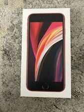 New Apple Iphone SE 2020 Red 64gb T Mobile New In Box Latest Apple Chip