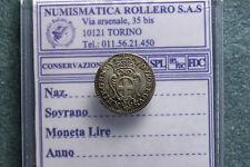 *161* GENOVA - Dogi Biennali III° fase (1637-1797) 2.5 soldi 1671 SPL+