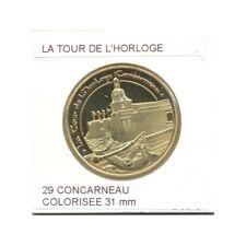 29 CONCARNEAU LA TOUR DE L HORLOGE COLORISEE SUP