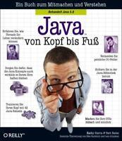 Java von Kopf bis Fuß von Bert Bates und Kathy Sierra (2006, Taschenbuch) #b36