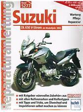 Buch Reparaturanleitung Suzuki DL 650 DL650 V-Strom ab Modelljahr 2004 Band 5277