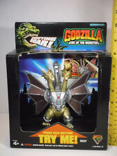 Trendmasters Godzilla King of The Monsters 1994 Vintage Figure Mecha Ghidorah